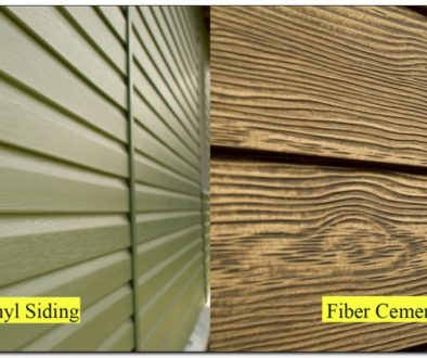 Vinyl Siding Vs Fiber cement